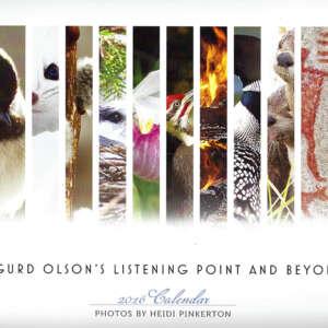 Listening Point Foundation 2016 Calendar